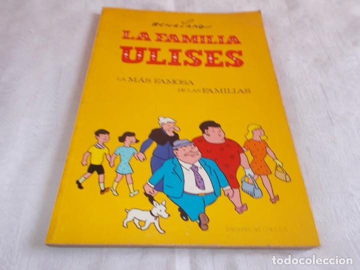 LA FAMILIA ULISES LA MAS FAMOSA DE LAS FAMILIAS (Tebeos y Comics - Comics otras Editoriales Actuales)