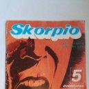 Cómics: SKORPIO AÑO 1 N 11 5 AVENTURAS COMPLETAS 1978. Lote 142745610