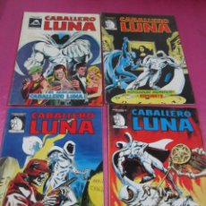 Fumetti: CABALLERO LUNA 4 COMPLETA MUNDICOMICS VERTICE C62. Lote 142801954