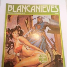 Cómics: BLANCANIEVES - NUM 43 - COMIC PARA ADULTOS - EROTICO - EDIT. ACTUAL - 1977. Lote 142805466