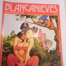 Cómics: BLANCANIEVES - NUM 39 - COMIC PARA ADULTOS - EROTICO - EDIT. ACTUAL - 1977. Lote 142805530