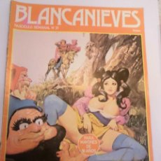 Cómics: BLANCANIEVES - NUM 31- COMIC PARA ADULTOS - EROTICO - EDIT. ACTUAL - 1977. Lote 142806354