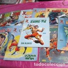 Cómics: KUNG FU 10 Nº COMPLETA SURCO C62. Lote 142806466