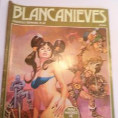 Cómics: BLANCANIEVES - NUM 42- COMIC PARA ADULTOS - EROTICO - EDIT. ACTUAL - 1977. Lote 142806578