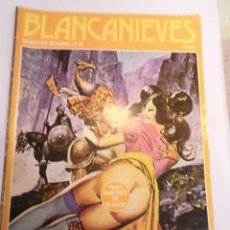 Cómics: BLANCANIEVES - NUM 38- COMIC PARA ADULTOS - EROTICO - EDIT. ACTUAL - 1977. Lote 142806918