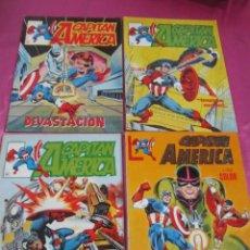 Cómics: CAPITAN AMERICA 8 COMPLETA SURCO C62. Lote 142817646