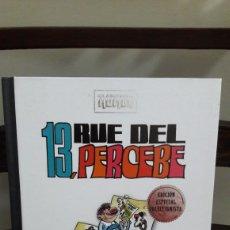 Cómics: RUE 13 PERCEBE EDICIÓN ESPECIAL COLECCIONISTA. Lote 142989893