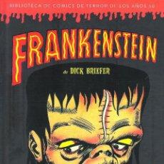 Cómics: FRANKENSTEIN DE DICK BRIEFER . Lote 142995262