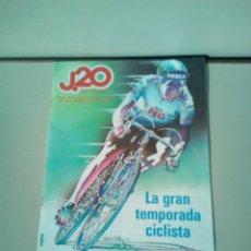 Cómics: J20 JUVENTUD SIGLO XX AÑO 1985 EDEBE. Lote 143004370
