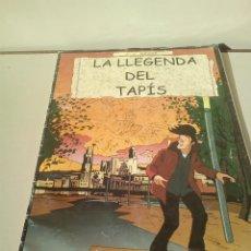 Cómics: LA LLEGENDA DEL TAPIS AVENTURA D'EN SISET. Lote 143004446