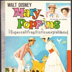 Cómics: MARY POPPINS - DUMBO Nº IV - WALT DISNEY 1964. Lote 143028206