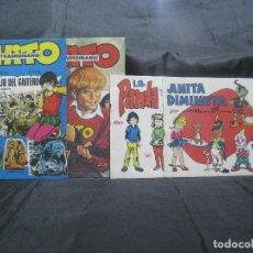 Cómics: CHITO EXTRAORDINARIO - JESÚS BLASCO / SERIE COMPLETA. Lote 222649010