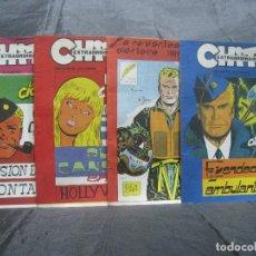 Cómics: CHITO EXTRAORDINARIO - STEVE CANYON / SERIE COMPLETA DE MILTON CANIFF. Lote 222648982