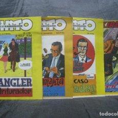 Fumetti: CHITO EXTRAORDINARIO - RIP KIRBY / SERIE COMPLETA POR ALEX RAYMOND. Lote 225757465