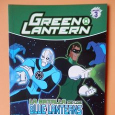 Cómics: GREEN LANTERN, 2. LA BATALLA DE LOS BLUE LANTERNS - MICHAEL ACAMPORA. Lote 143127505