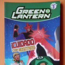 Cómics: GREEN LANTERN, 3. ¡CUIDADO CON NOSOTROS! - SCOTT SONNEBORN. Lote 143127509