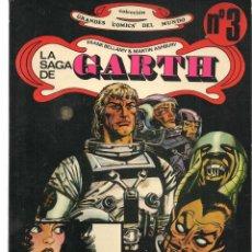 Cómics: GRANDES COMICS DEL MUNDO. Nº 3. LA SAGA DE GARTH. F. BELLAMY & M. ASHBURI. ARCUSA. 1980. (C/A17). Lote 143155106