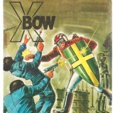 Cómics: X BOW. TOMO RETAPADO. Nº 1. DALMAU. (C/A17). Lote 143155266