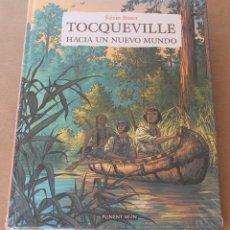 Cómics: TOCQUEVILLE - PONENT MON - NUEVO. Lote 143156594