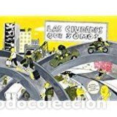 Cómics: LAS CIUDADES QUE SOMOS CHICKS ON COMICS. Lote 143156742