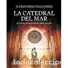 Cómics: LA CATEDRAL DEL MAR. EL COMIC BASADO EN EL BEST SELLER. Lote 143156994