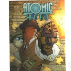 Cómics: ATMIC ROBO VOLUMEN CINCO. Lote 143601222