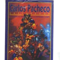 Cómics: CARLOS PACHECO KALEIDOSCOPE. Lote 143601354