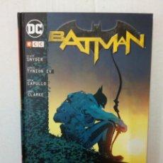 Cómics: BATMAN: CIUDAD OSCURA, DE SNYDER, TYNION, CAPULLO, CLARKE. ECC. Lote 143602518