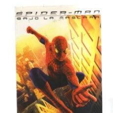 Cómics: SPIDERMAN BAJO LA MASCARA. Lote 143603034