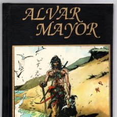 Cómics: ALVAR MAYOR. E. BRECCIA - TRILLO. AÑO 1983. INTEGRAL, CARTONÉ. Lote 143610712