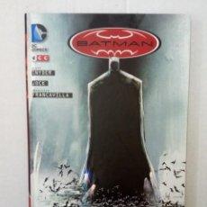Cómics: BATMAN: ESPEJO OSCURO, DE SNYDER, JOCK, FRANCAVILLA. ECC. Lote 143613030