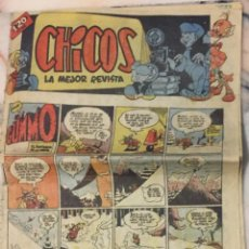 Cómics: CHICOS LA MEJOR REVISTA. Lote 143637758