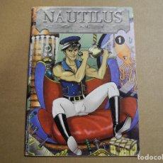 Cómics: NAUTILUS COMIC N. 1 LA MEJOR SELECCIÓN DE CÓMICS DE TEMÁTICA GAY. ADULTOS. Lote 143643546