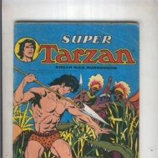 Cómics: SUPER TARZAN NUMERO 01: PRISIONNIER DES PYGMEES. Lote 143692721