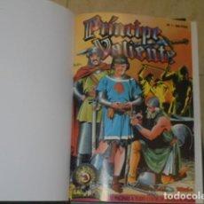 Cómics: EL PRINCIPE VALIENTE EDICION HISTORIA COMPLETA 91 NUMS. ENCUADERNADOS EN 7 TOMOS - EDICIONES B. . Lote 143817042
