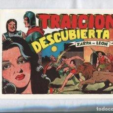 Cómics: ZARPA DE LEON FACSIMIL NUMERO 26: TRAICION DESCUBIERTA. Lote 143847326