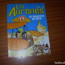 Cómics: LOS AURONES Nº 2 EDITA MULTILIBRO . Lote 143979570