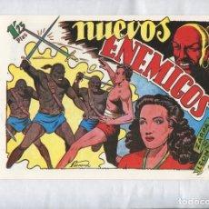 Cómics: ZARPA DE LEON FACSIMIL NUMERO 35: NUEVOS ENEMIGOS. Lote 143985001