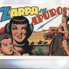 Cómics: ZARPA DE LEON FACSIMIL NUMERO 44: ZARPA EN APUROS. Lote 143985948