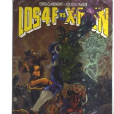 Cómics: LOS 4 FANTASTICOS VS X-MEN. Lote 143989810