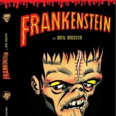 Cómics: FRANKENSTEIN - DICK BRIEFER - BIBLIOTECA DE CÓMICS DE TERROR DE LOS AÑOS 50 II - DIÁBOLO EDICIONES. Lote 144087370