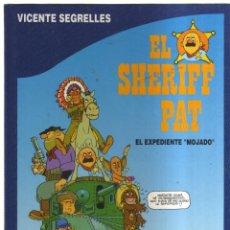 Cómics: EL SHERIFF PAT N,1. Lote 144102354