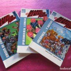 Cómics: MARVEL LA GENERACION PERDIDA 3 COMPLETA FORUM C60. Lote 144198566