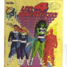 Cómics: LOS 4 FANTASTICOS VIAJE HACIA EL INFINITO N,56. Lote 218494013