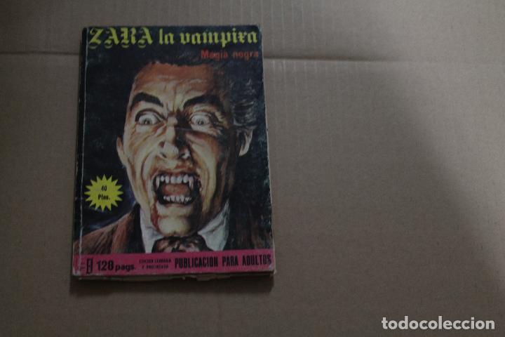 ZARA LA VAMPIRA Nº 16, EDITORIAL ELVIBERIA (Tebeos y Comics - Comics otras Editoriales Actuales)