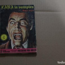 Cómics: ZARA LA VAMPIRA Nº 16, EDITORIAL ELVIBERIA. Lote 144239202