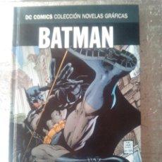 Cómics: BATMAN SILENCIO- PARTE 1- DC COMIC-SALVAT-2016- PASTA DURA. Lote 144250806