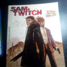 Cómics: SAW & TWITCH-EL FINAL DEL CASO JOHN DOE-WORLD COMICS-TODD MCFARLANE. Lote 144253090