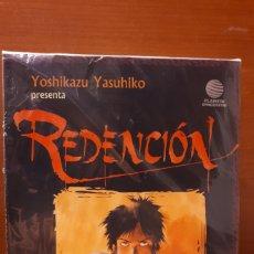 Cómics: REDENCIÓN 1 AL 10 COMPLETA - YOSHIKAZU YASUHIKO. Lote 144443246