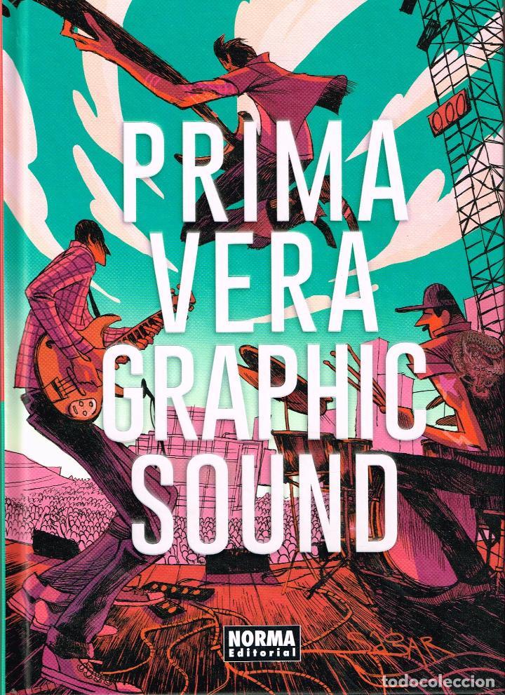 PRIMAVERA GRAPHIC SOUND.NORMA EDITORIAL (Tebeos y Comics Pendientes de Clasificar)
